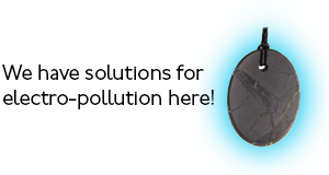We have solutions for electro-pollution